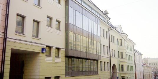 Нижний Кисельный переулок д. 4 офис
