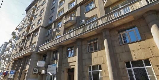 снять квартиру Москва район Хамовники Староконюшенный пер. д. 19