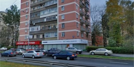 Продажа Москва район Хамовники ул. Хамовнический Вал д. 10