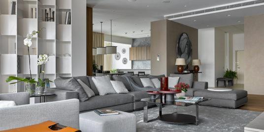 Аренда 3 комнатной квартиры в Москве