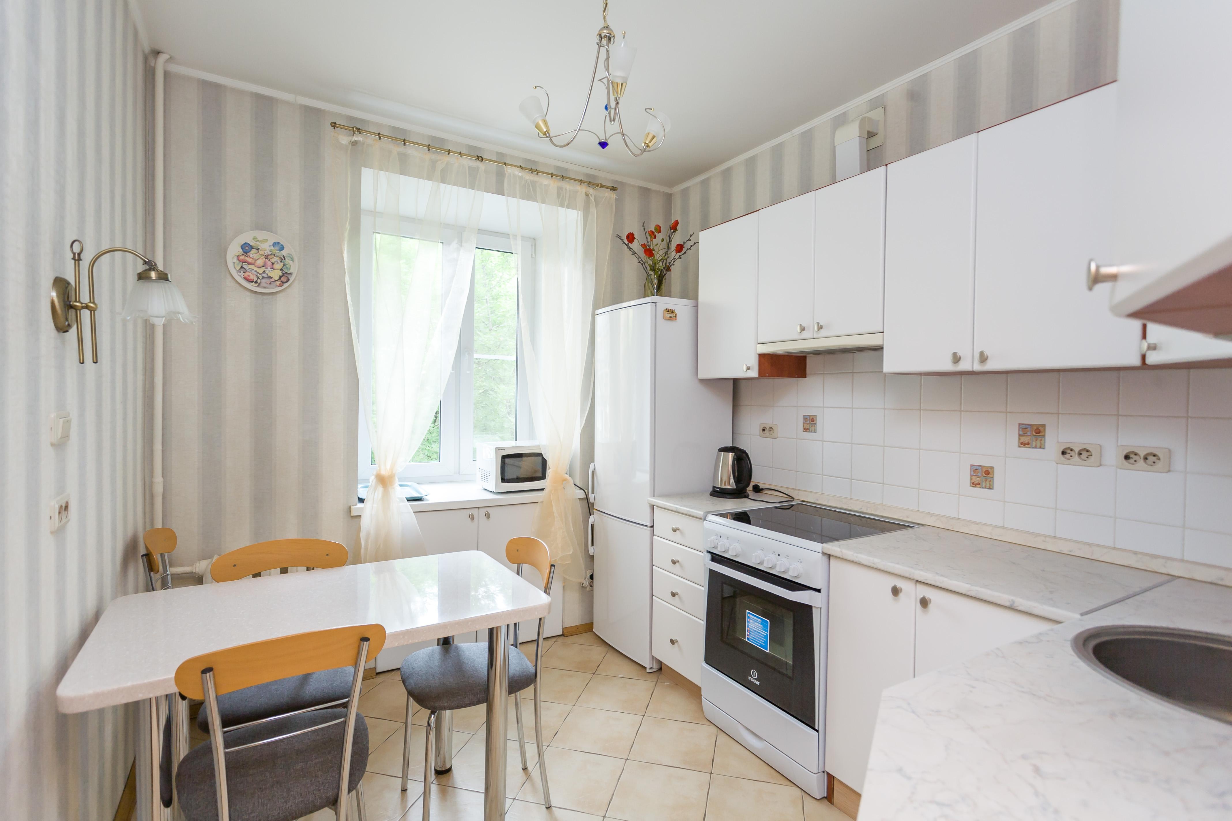 2-комн. квартира, 60 м², р-н Дорогомилово, Украинский бул., 5