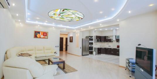 3-комн. квартира, 154 м² в ЖК «Квартал на Ленинском», Дом 106 Корпус 1